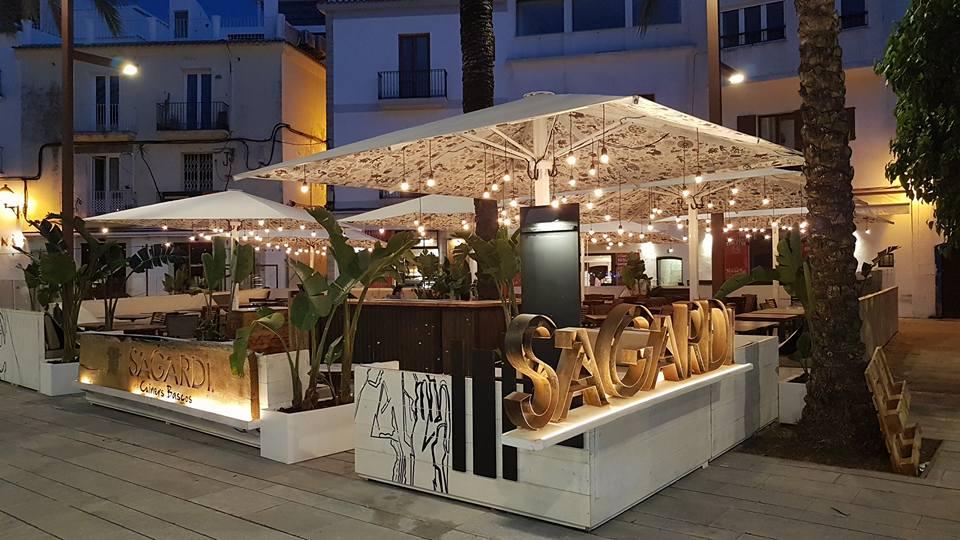 Restaurante Sagardi en Ibiza